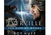 Everville: The City of Worms / College freshman Owen Sage has just started to understand the darkness trying to overtake Everville and the earthly realm. With the help of The Keeper and the Fron army, Owen has managed to buy some time, but new problems have already emerged, new secrets need to be revealed, and the race against time to stop Them from conquering both dimensions has only just begun.