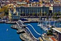 Barcelona / Beautiful pictures of #barcelona