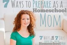 Homeschool Resources / Check out these helpful tips and resources for homeschooling!