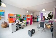 Baltus Communications / Our workplace and who we are and what we like!