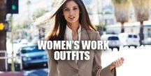 ★ WOMENS WORK OUTFITS ★ / Women's Work Outfits