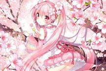 vocaloids & utaites ♪ / vocaloid is a singing voice synthesizer produced in Japan.  utaites is a Japanese term for people who cover previously released songs and post on Nico Nico Douga and YouTube.