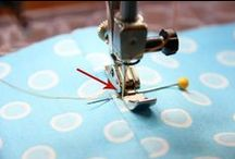 Sew? I think I can... / Easy sewing tutorials and Ideas.