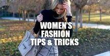 ★ WOMENS FASHION TIPS ★ / Women's Fashion Tips