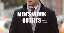 """★ MENS WORK CLOTHES ★ / Men's Work Clothes  """"Your image speaks a thousand words about you before you ever even open your mouth. The Shopping Friend helps you love the message.""""   ☆♡ Want the professional Capsule Wardrobe Checklists that all our personal stylists use in their styling sessions with clients? FREE DOWNLOAD: https://stylistschoolonline.com/the-shopping-friend-wardrobe-essentials-checklists/"""