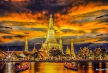 Bangkok Tour Icons / Places for people to visit