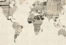 diy   maps of the World