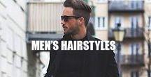 ★ MENS HAIRSTYLES ★ / Men's Hairstyles