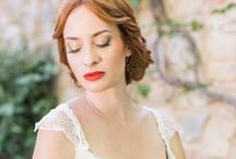 BOLD liPS make-up / Bridal Make-up