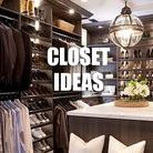 ★ CLOSET IDEAS ★ / Closet Ideas: Amazing closets to inspire you and possibly make you a little jealous! ;)