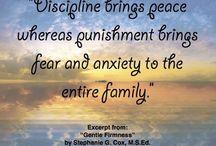 Gentle Firmness by Stephanie G. Cox, M.S.Ed