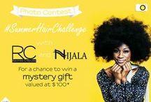 Summer Hair Challenge Contest 2015