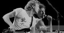 Lou Gramm with Rick Wills