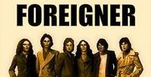 Foreigner- posters, folders