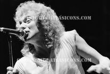 Lou Gramm '80, '82  - Neil Zlozower photographer / another great photographer of Lou Gramm and Foreigner