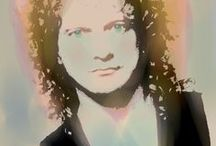 Lou Gramm - graphic processing