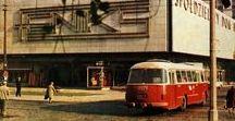 Warszawa - lata 60-e