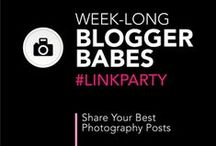 Photography Tips for Bloggers Post Link Party Group Board / After linking up to Blogger Babes Week-Long Photography Tips for Bloggers Post Link Party you can pin your link to this board. Please show support for your fellow Blogger Babes, visit their links, leave some comment love, pin it and share! Follow your hosts @TheBloggerBabes, then email contact@bloggerbabes.com to request to join the board. *Please only pin links you have added to the current Link Party.*