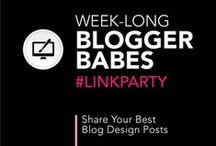 Blog Design Tips for Bloggers Post Link Party Group Board / After linking up to Blogger Babes Week-Long Blog Design Tips for Bloggers Post Link Party you can pin your link to this board. Please show support for your fellow Blogger Babes, visit their links, leave some comment love, pin it and share! Follow your hosts @TheBloggerBabes, then email contact@bloggerbabes.com to request to join the board. *Please only pin links you have added to the current Link Party.*
