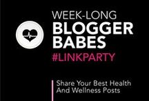 Self-Improvement/Health/Wellness for Influencers Post Link Party Group Board / After linking up to Blogger Babes Week-Long Self-Improvement/Health/Wellness for Influencers Post Link Party you can pin your link to this board. Please show support for your fellow Blogger Babes, visit their links, leave some comment love, pin it and share! Follow your hosts @TheBloggerBabes, then email contact@bloggerbabes.com to request to join the board. *Please only pin links you have added to the current Link Party.*