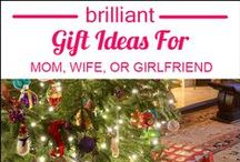 ★ GIFT IDEAS ★ / Great gift ideas for the men and women in your life!