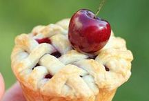 Sweet tarts and pies