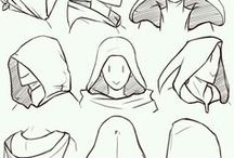 sketching: face
