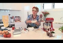 KitchenAid Videos with Jo Richardson / KitchenAid videos from the KitchenAid YouTube Channel www.youtube.com/user/KitchenaidAustralia featuring Home Economist and Ambassador Jo Richardson. Includes recipes, how to use your KitchenAid appliance and KitchenAid attachments. / by KitchenAid Australia/New Zealand