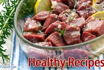 Healthy Recipes / A selection of healthy recipes.