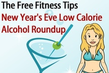 New Year Diet & Fitness / Useful New Year diet and fitness tips.