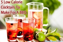 Low Calorie Alcohol / Low calorie alcoholic drinks and cocktails.