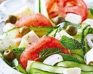 Ensaladas / Con estas recetas disfrutarás aún más de las ensaladas. ¡Atrévete a crear nuevas mezclas!
