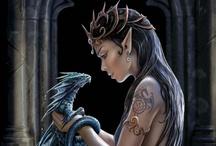 இ Fantasy Art இ