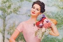 Vintage Fashion / Lovely / by Maggie Neale