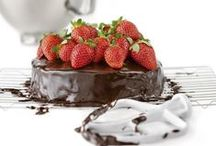 For The Love Of Chocolate! / A collection of all things chocolate!! Mmm... / by KitchenAid Australia/New Zealand