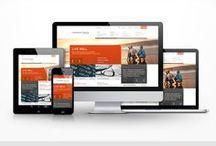 Webdesign 2013 Inspiration / by Kevin Regenrek