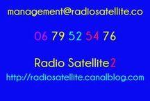RADIO SATELLITE2 / Webradio:  Easy listening, instrumental, variétés musicales, country music, oldies, french songs, jazz, us pop...   =>   http://radiosatellite.co   =>  www.facebook.com/radiosatellite2