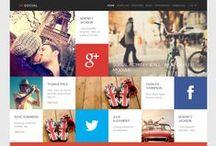 Webdesign Inspiration 2014 / by Kevin Regenrek