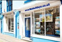 Tenby / This board is about everything Tenby is and what it has to offer. Tenby is the largest town in south Pembrokeshire and there is so much to see and do there, all year round. #Travel #Holidays #Cottages