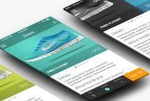 UI/UX Design Inspiration 2014 / by Kevin Regenrek
