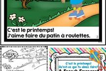 Mes Livres Français/Emergent Readers in French / Here is my collection of French Emergent Readers!  Perfect for young learners of French.