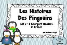 Theme:  Pingouins/Penguins