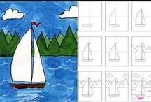 Art: Drawing Activities