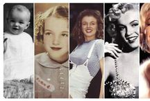 Marilyn  Monroe / Thank you for following. Have fun pinning. / by Kelly Tran