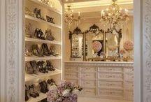 Walk in closets accesories