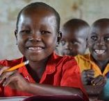 #BacktoSchool / Did you know that 90% of children with disabilities in developing countries don't go to school?  cbm is helping children around the world fulfill their dreams of happy, productive lives.