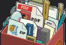 Ressources enseignement / Sites internet éducatif, matériels reproductibles, livres reliés au monde de l'éducation, outils ou trucs utiles, etc. / by Alexandra ✌️🌎🐘