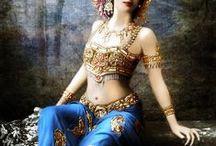 arabian dress