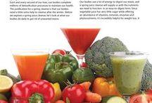 Wellness / Healthy benefits and alternative medicine.