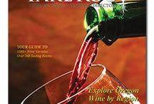 Oregon Wine & Vineyards / Explore Oregon's Wine Country
